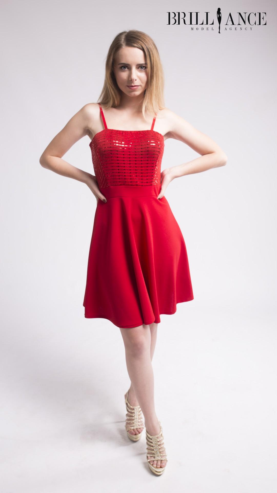 Nadiya 164 cm, 49 kg, 23 years | Brilliance Model Agency