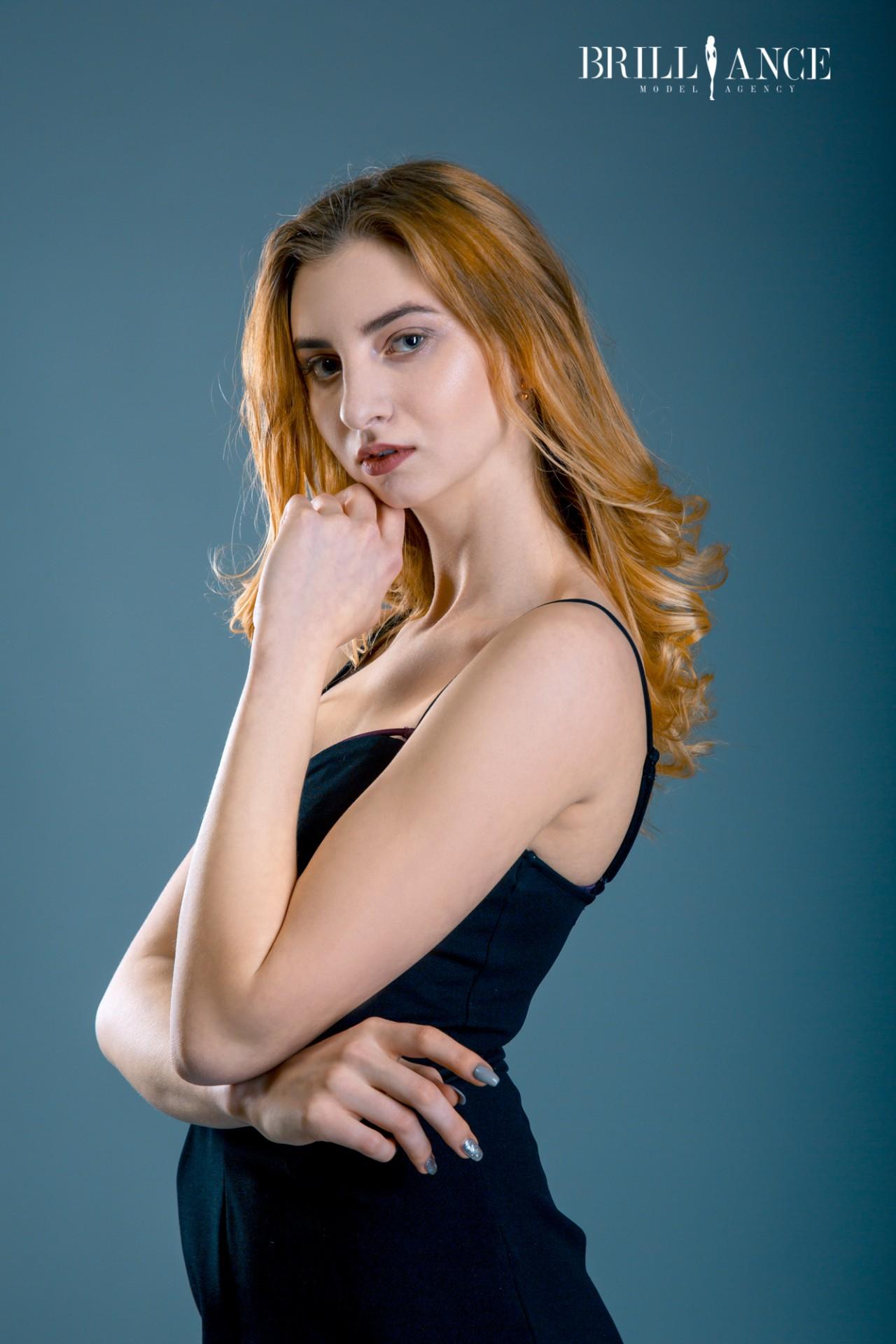 Anastasia 177 cm, 58 kg, 21 years | Brilliance Model Agency